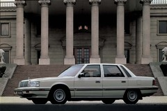 Mitsubishi Debonair 1986 года