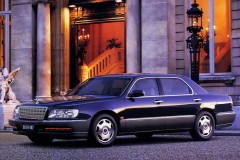 Mitsubishi Proudia 2002 года