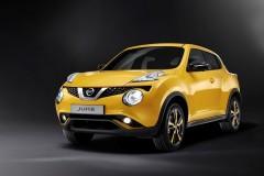 Nissan Juke 2016 года