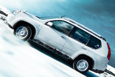 Nissan New X-Trail 2008 года