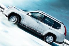 Nissan New X-Trail 2008 года