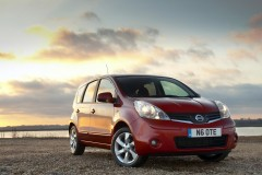 Nissan Note 2014 года