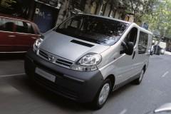 Nissan Primastar 2014 года