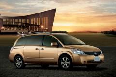 Nissan Quest 2009 года