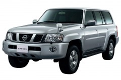 Nissan Safari 2007 года