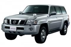 Nissan Safari 2007 года