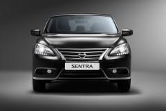 Nissan Sentra 2014 года