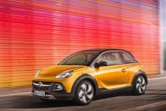 Opel Adam Rocks 2015 года