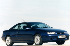 Opel Calibra 1997 года