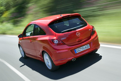 Opel Corsa 2008 года
