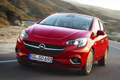 Opel Corsa 2015 года