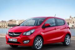 Opel Karl 2015 года