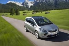 Opel Zafira 2015 года