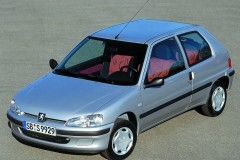 Peugeot 106 2004 года