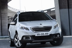 Peugeot 2008 2016 года