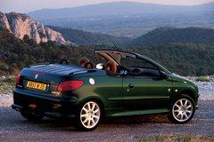 Peugeot 206 2003 года