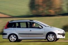 Peugeot 206 2009 года