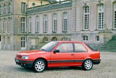 Peugeot 309 1986 года
