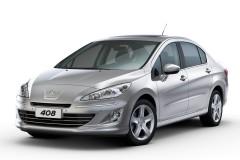 Peugeot 408 2012 года