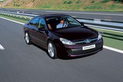 Peugeot 607 2002 года