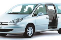 Peugeot 807 2011 года