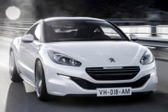 Peugeot RCZ 2014 года