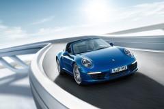 Porsche 911 Targa 4 2015 года