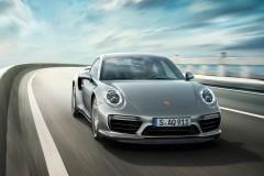 Porsche 911 Turbo 2015 года