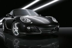Porsche Cayman 2012 года