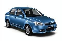 Proton Saga 2008 года