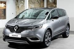 Renault Espace 2015 года