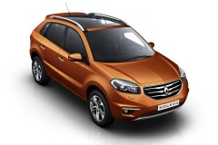 Renault Koleos 2013 года