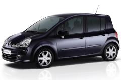 Renault Modus 2013 года