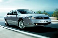 Renault Safrane 2009 года
