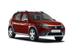 Renault Sandero Stepway 2014 года