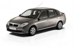 Renault Symbol 2012 года