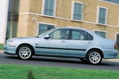 Rover 45 2005 года