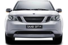 Saab 9-7X 2009 года