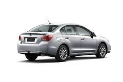 Subaru Impreza 2014 года