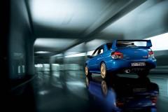 Subaru Impreza WRX STI 2012 года