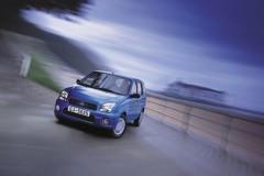 Subaru Justy 2010 года
