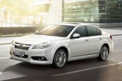 Subaru Legacy 2015 года