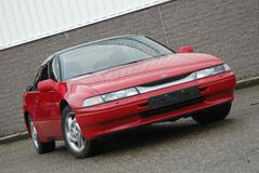 Subaru SVX 1992 года