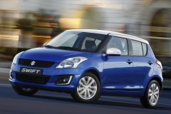 Suzuki Swift 2015 года
