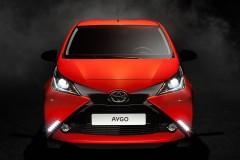 Toyota Aygo 2014 года