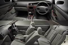 Toyota Chaser 1996 года