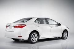 Toyota Corolla 2016 года