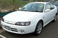 Toyota Corolla Levin 2002 года