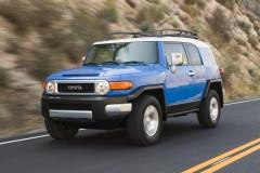Toyota FJ Cruiser 2006 года