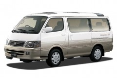 Toyota Grand Hiace 2004 года